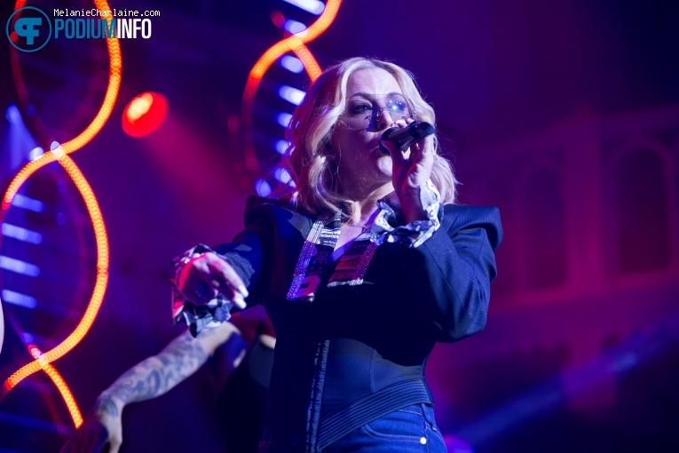 Foto Anastacia op Anastacia 23/04 - Paradiso