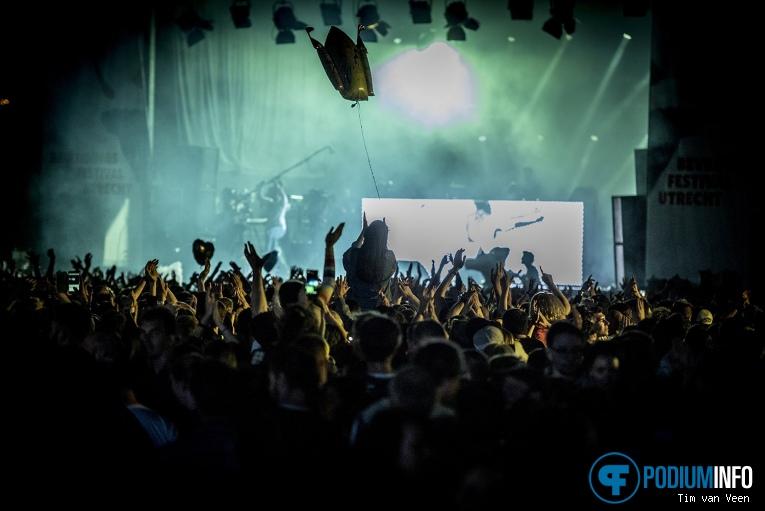 Fedde Le Grand op Bevrijdingsfestival Utrecht 2018 foto