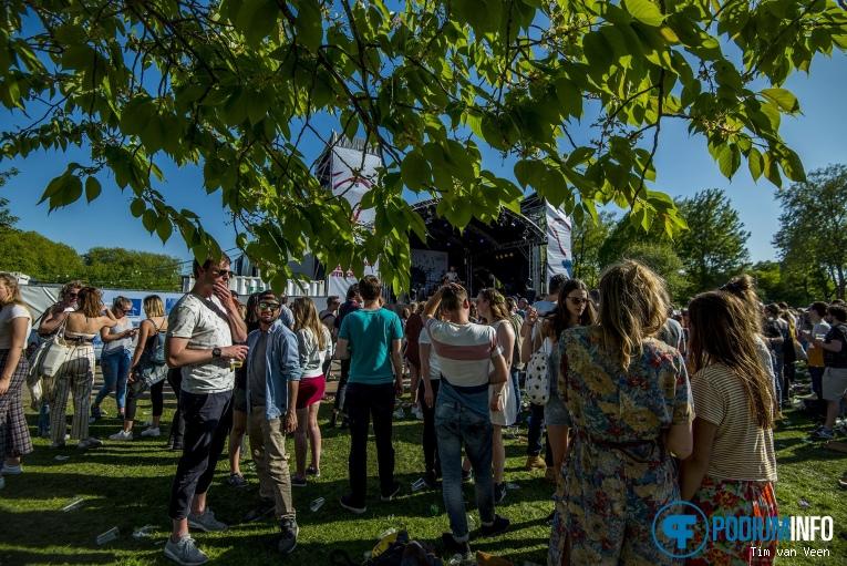 Foto Het Zesde Metaal op Bevrijdingsfestival Utrecht 2018