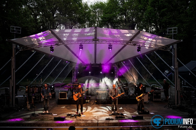 K's Choice op K's Choice - 06/05 - Amsterdamse Bostheater foto