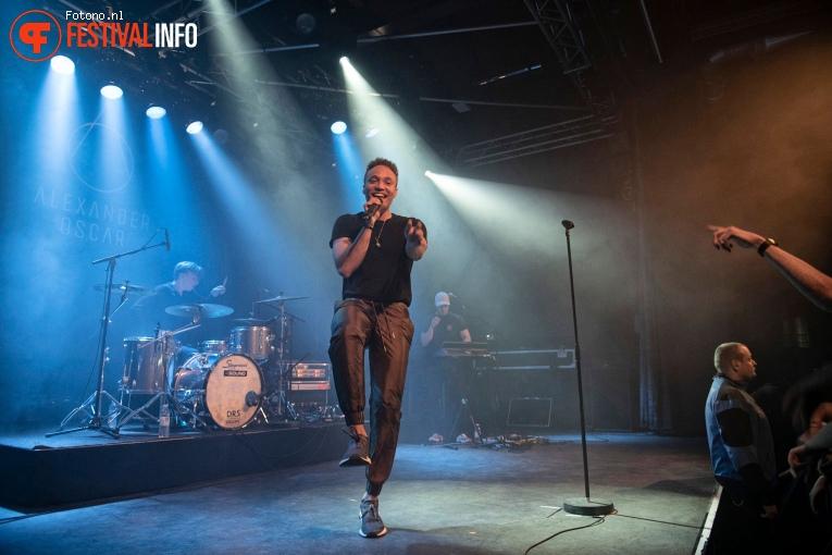 Alexander Oscar op Spot Festival 2018 foto