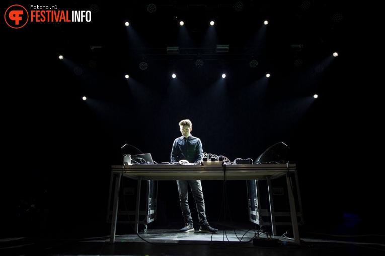 Mike Sheridan op Spot Festival 2018 foto
