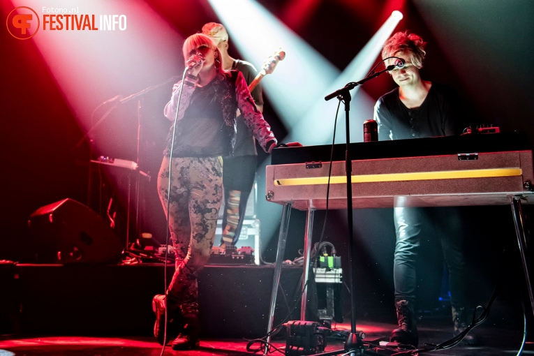 The Asteroids Galaxy Tour op Spot Festival 2018 foto