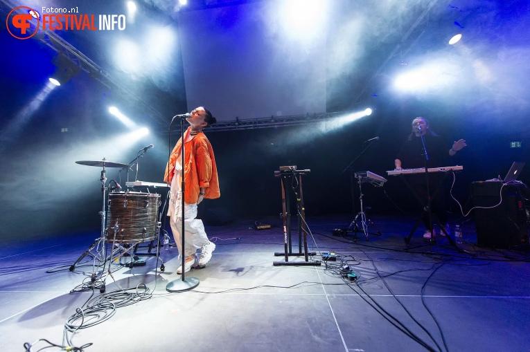 Frida Sundemo op Spot Festival 2018 foto