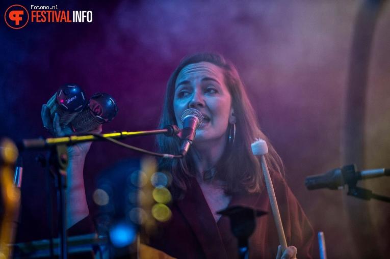 Kajsa Vala op Spot Festival 2018 foto