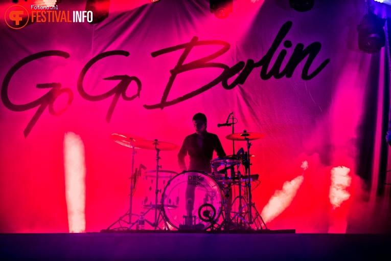 Go Go Berlin op Spot Festival 2018 foto