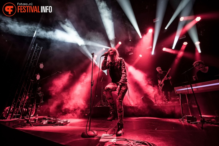 The Asteroids Galaxy Tour op Spot Festival 2018 foto