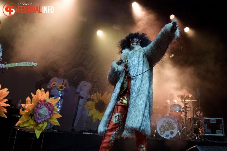 Iris Gold op Spot Festival 2018 foto
