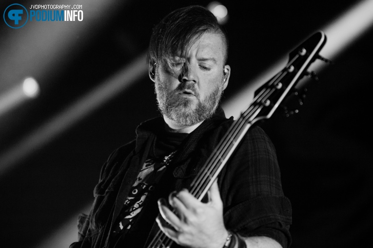 Foto Seether op Seether - 15/5 - TivoliVredenburg