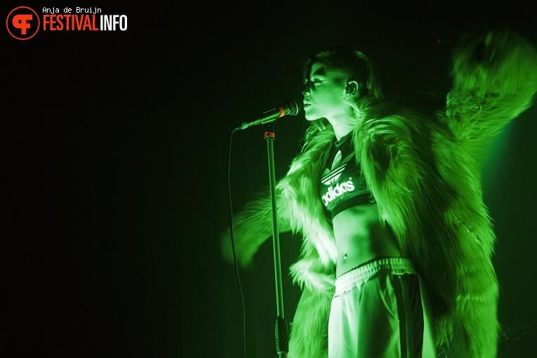 Lakshmi op Festival Aangeschoten Wild 2018 foto