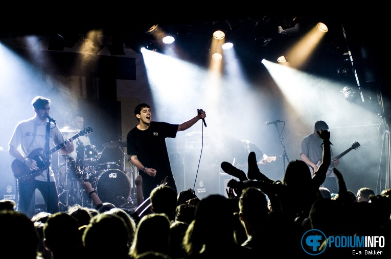 Knuckle Puck op State Champs + Knuckle Puck - 22/05 - Melkweg foto