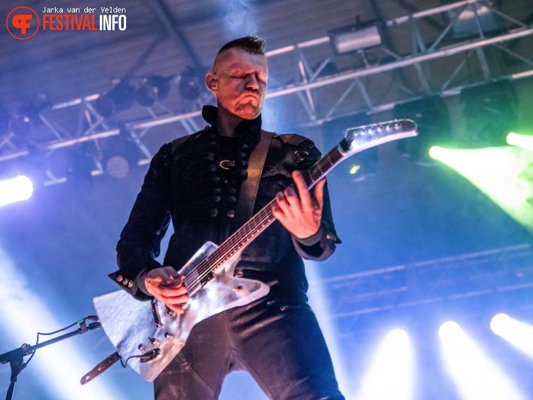 Foto Oomph! op Wave Gotik Treffen 2018