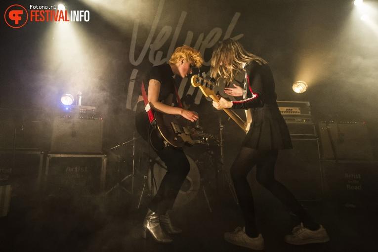 Foto Velvet Volume op London Calling #1 2018 - Vrijdag