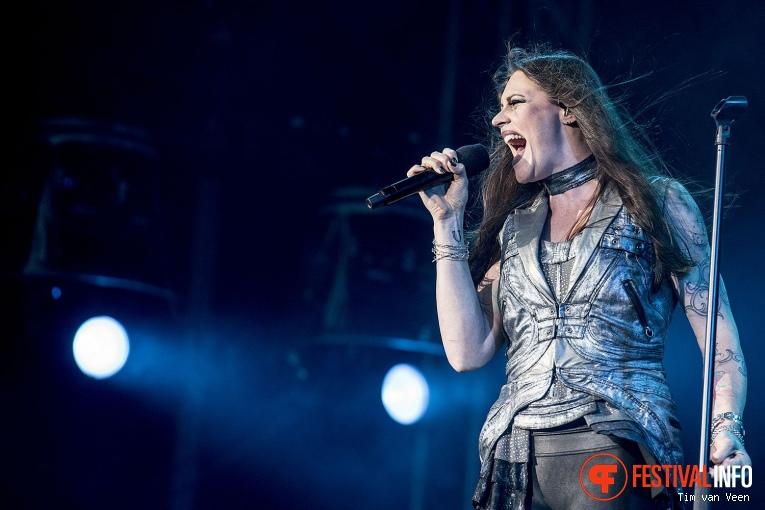 Foto Nightwish op FortaRock 2018 Zaterdag