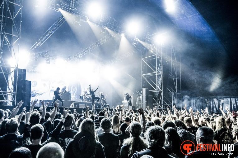 Satyricon op FortaRock 2018 Zaterdag foto