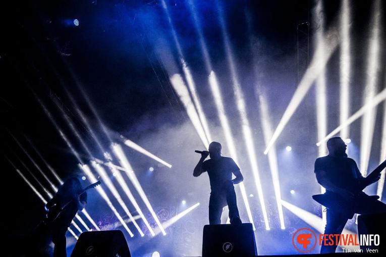 Foto Meshuggah op FortaRock 2018 Zaterdag
