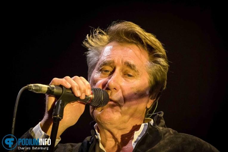 Bryan Ferry op Bryan Ferry / Het Metropole Orkest - 05/06 - AFAS Live foto