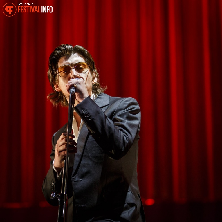 Foto Arctic Monkeys op Best Kept Secret 2018 - dag 1
