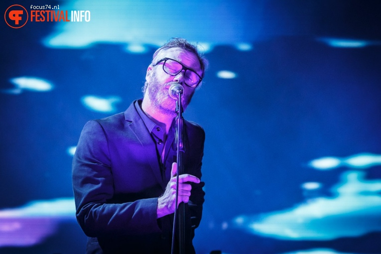 Foto The National op Best Kept Secret 2018 - dag 2