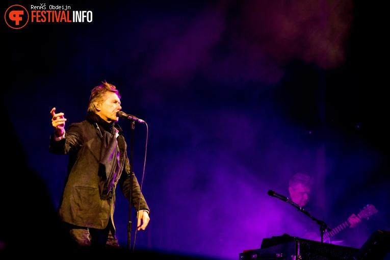 Bryan Ferry op Retropop 2018 foto