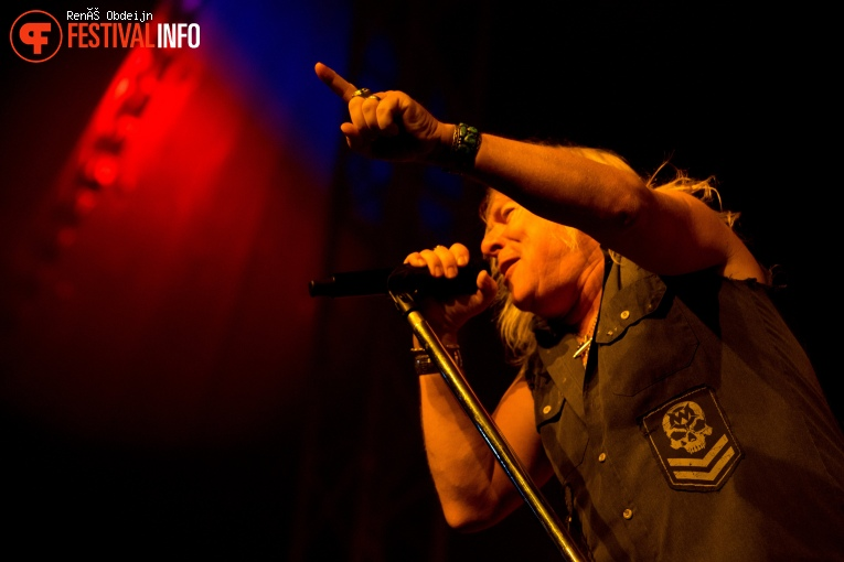 Uriah Heep op Retropop 2018 foto