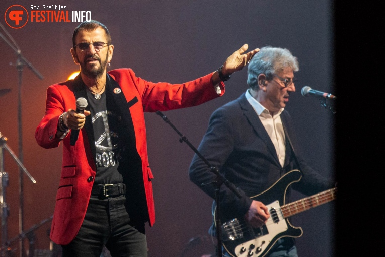 Ringo Starr op Holland International Blues Festival 2018 - Vrijdag foto