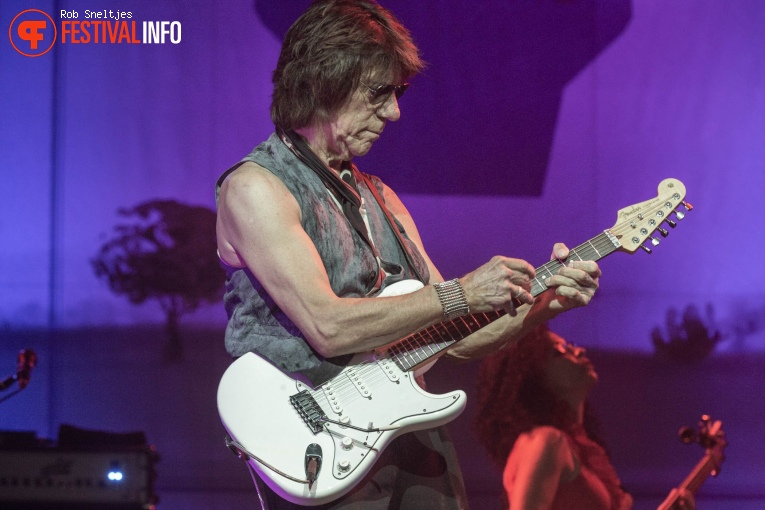 Jeff Beck op Holland International Blues Festival 2018 - Vrijdag foto