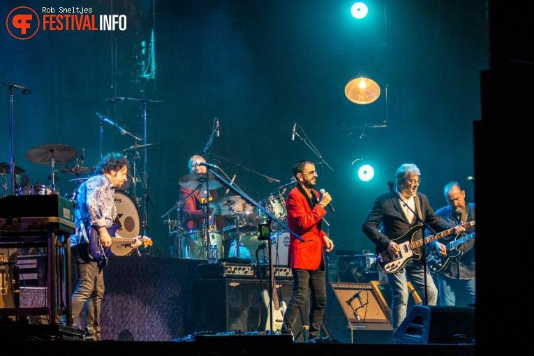 Foto Ringo Starr op Holland International Blues Festival 2018 - Vrijdag