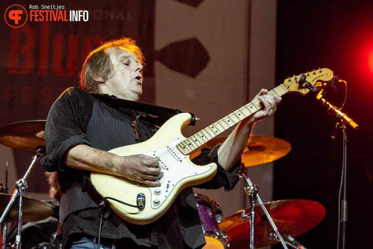 Foto Walter Trout op Holland International Blues Festival 2018 - Vrijdag