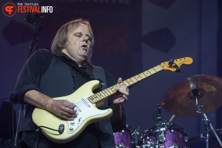 Walter Trout op Holland International Blues Festival 2018 - Vrijdag foto