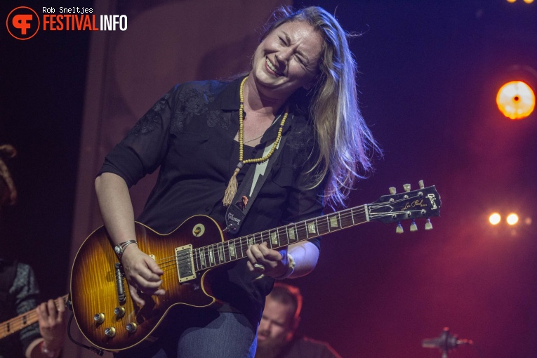 Foto Joanne Shaw Taylor op Holland International Blues Festival 2018 - Zaterdag