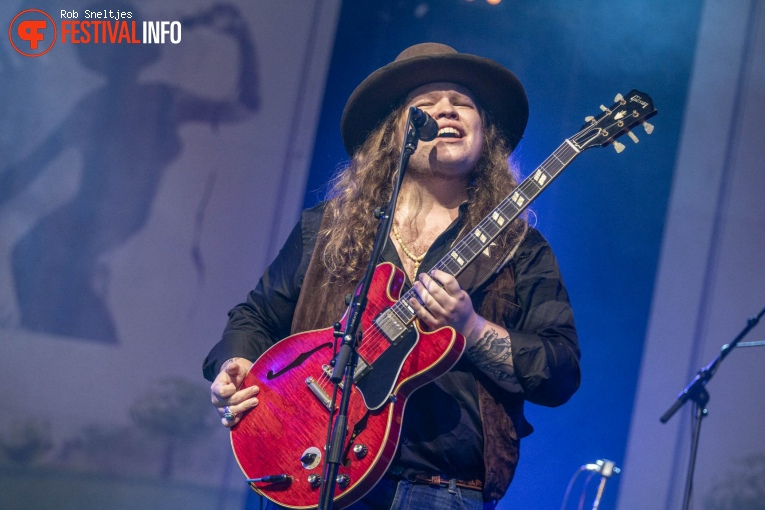 Foto Marcus King Band op Holland International Blues Festival 2018 - Zaterdag