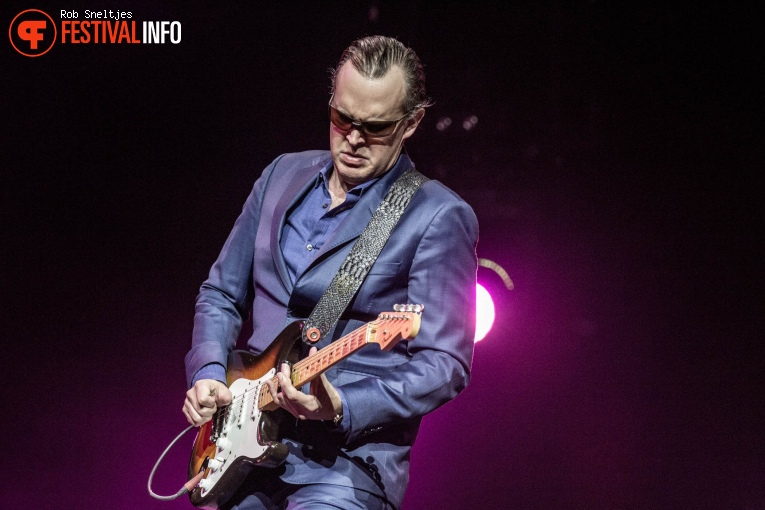 Foto Joe Bonamassa op Holland International Blues Festival 2018 - Zaterdag