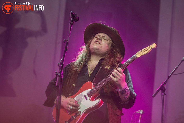 Foto Marcus King Band op Holland International Blues Festival 2018 - Zaterdag