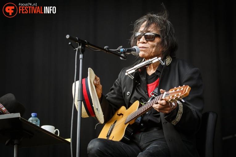 Rodriguez op Best Kept Secret 2018 - dag 3 foto