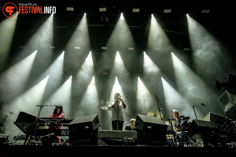 Foto LCD Soundsystem op Best Kept Secret 2018 - dag 3