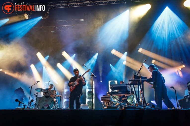 Unknown Mortal Orchestra op Best Kept Secret 2018 - dag 3 foto