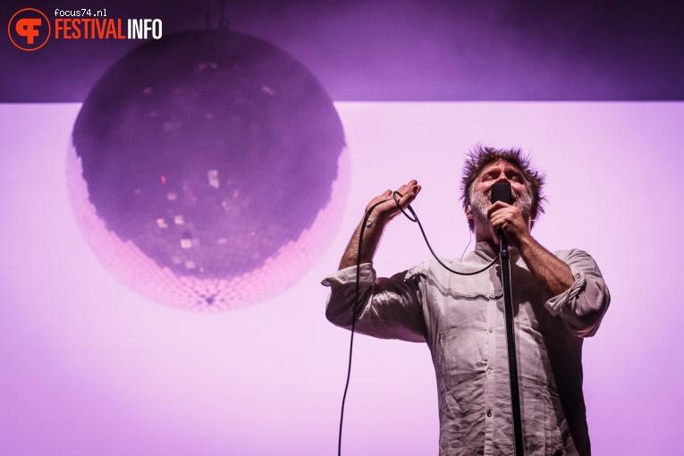 LCD Soundsystem op Best Kept Secret 2018 - dag 3 foto