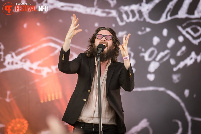 Foto Father John Misty op Best Kept Secret 2018 - dag 3
