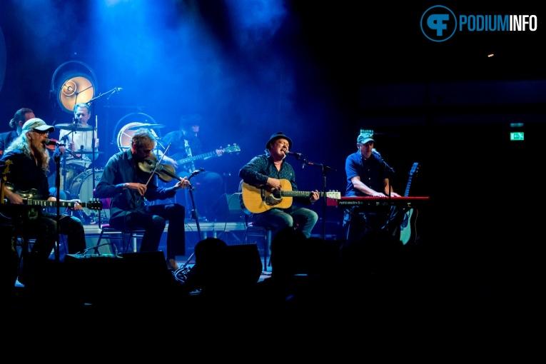The Levellers op Levellers - 12/6 - TivoliVredenburg foto