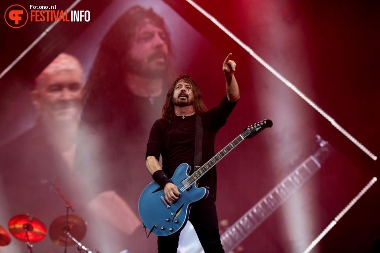 Foto Foo Fighters op Pinkpop 2018 - zaterdag