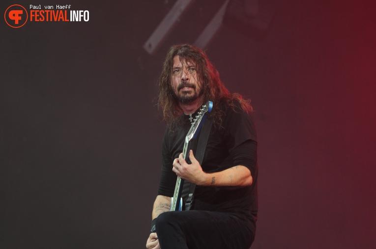 Foo Fighters op Pinkpop 2018 - zaterdag foto