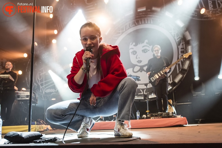 Foto Sigrid op Pinkpop 2018 - Zondag