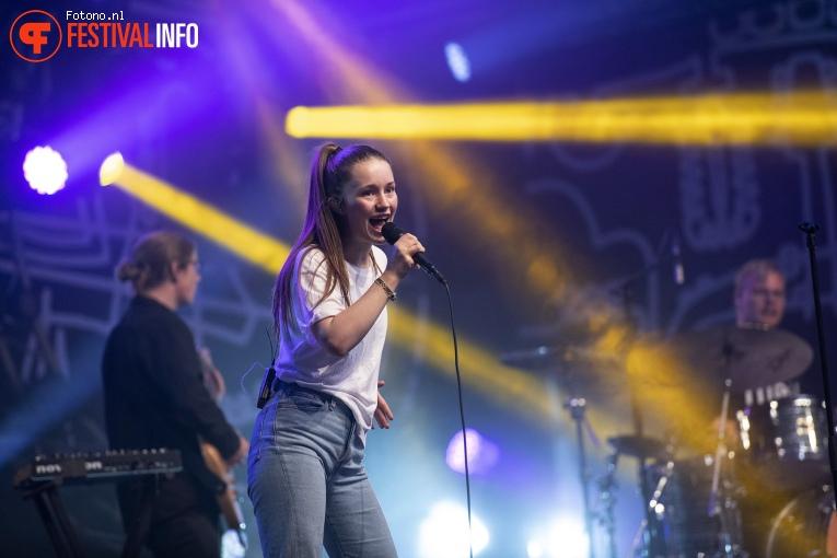 Sigrid op Pinkpop 2018 - Zondag foto
