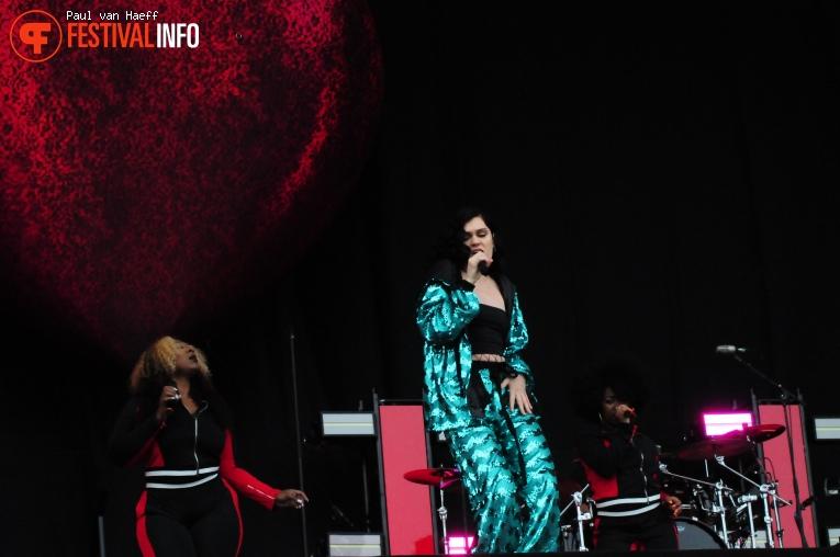 Jessie J op Pinkpop 2018 - Zondag foto