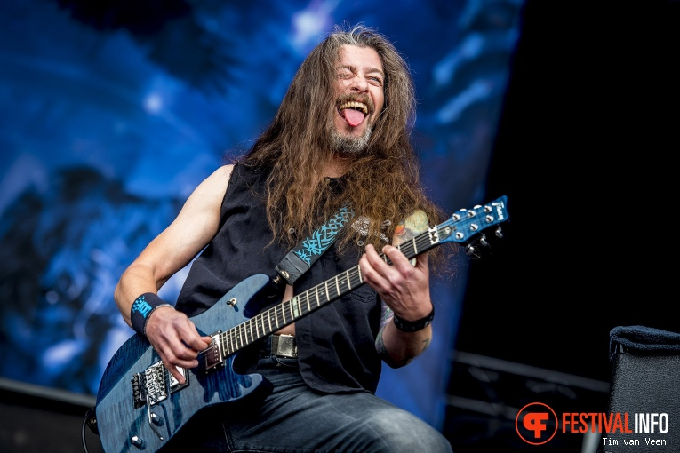 Doro Pesch op Graspop Metal Meeting 2018 - Donderdag foto