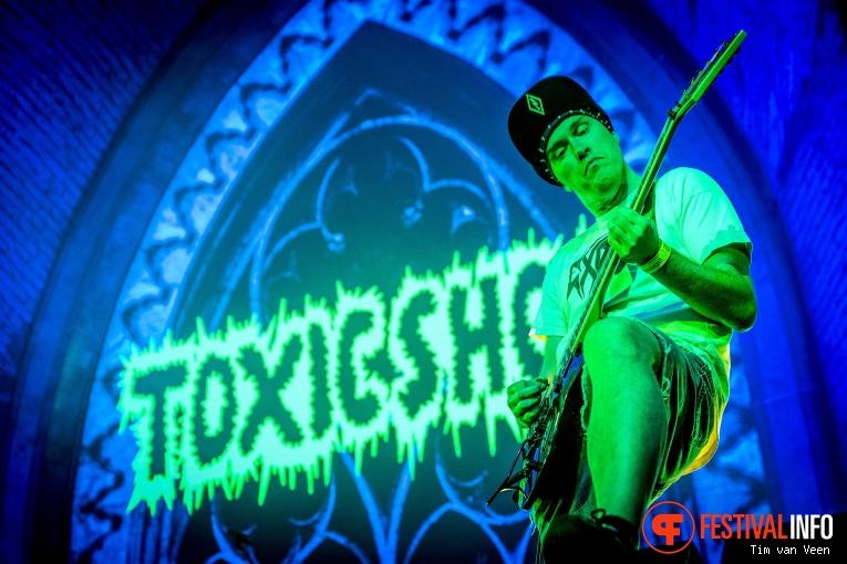 Toxic Shock op Graspop Metal Meeting 2018 - Donderdag foto