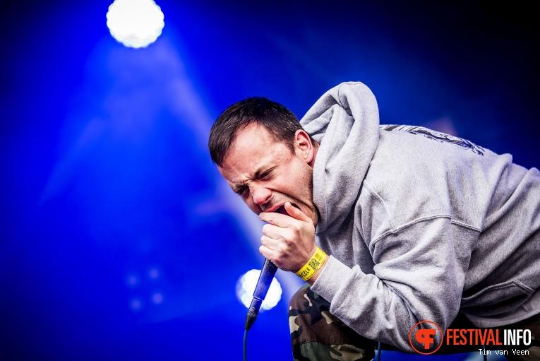Cancer Bats op Graspop Metal Meeting 2018 - Donderdag foto