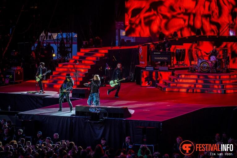 Guns n' Roses op Graspop Metal Meeting 2018 - Donderdag foto