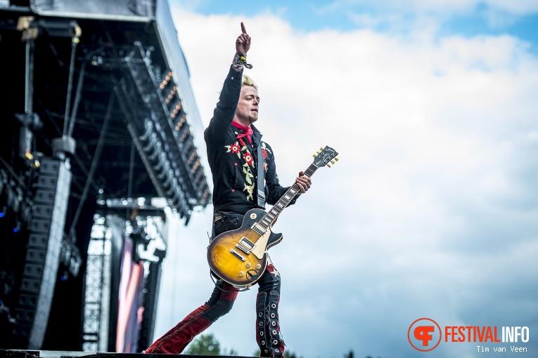 Black Stone Cherry op Graspop Metal Meeting 2018 - Donderdag foto